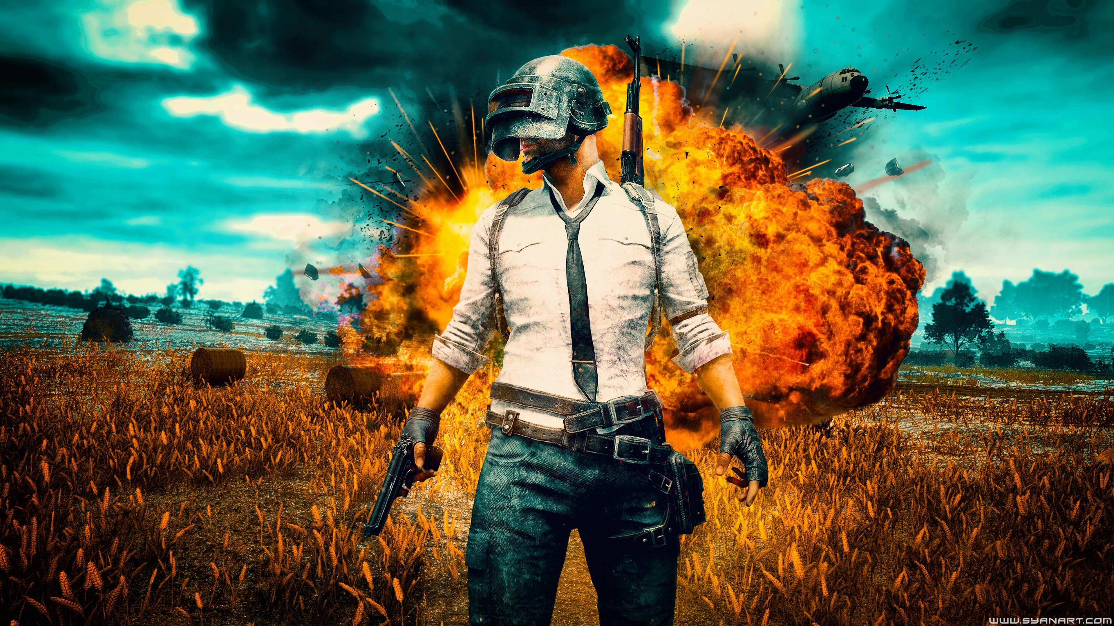 Pubg Explosion 4k Wallpaper Wallpaper Pc Hd Wallpapers For Pc 4k Gaming Wallpaper High graphic pubg hd wallpapers for pc