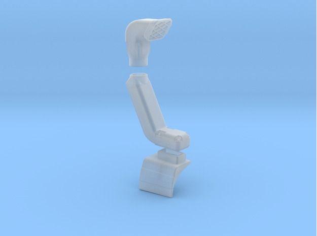 AJ10020 Snorkel Tall 3d printed