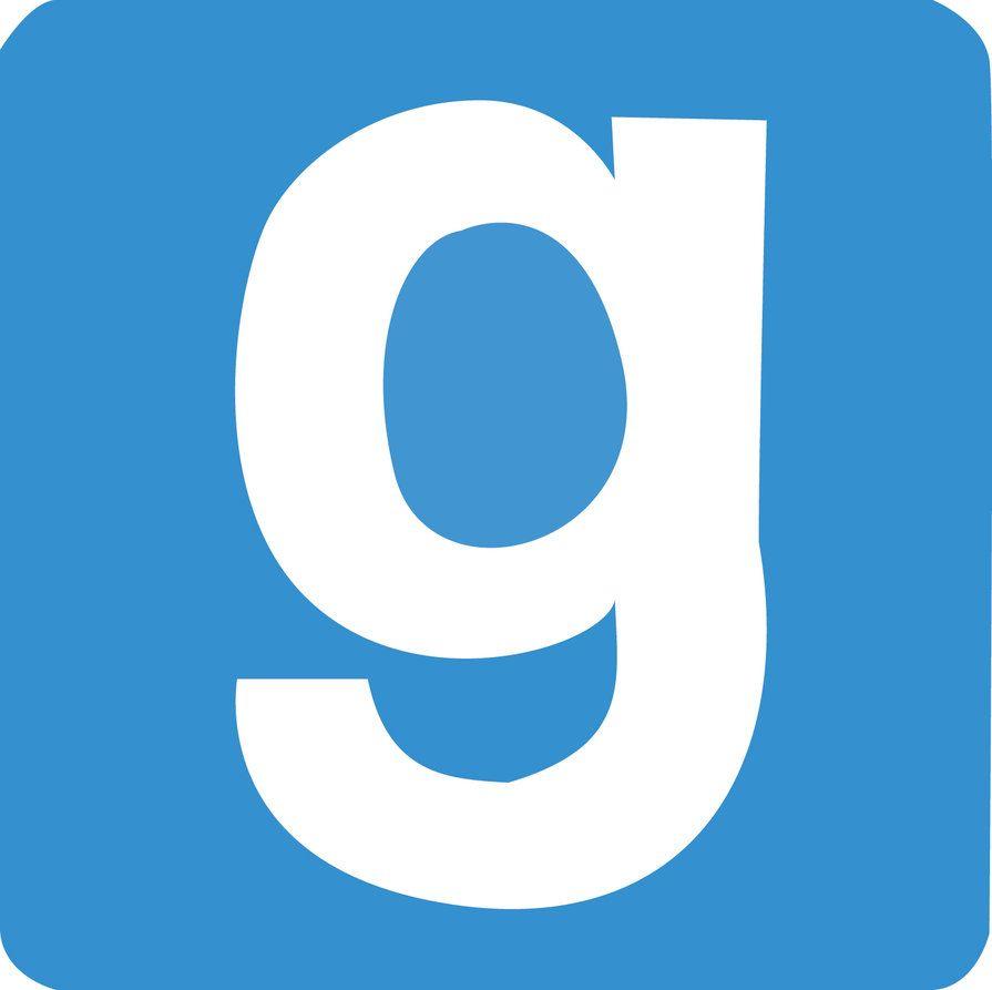 Garry S Mod Gmod Logos Geek Stuff Video Games