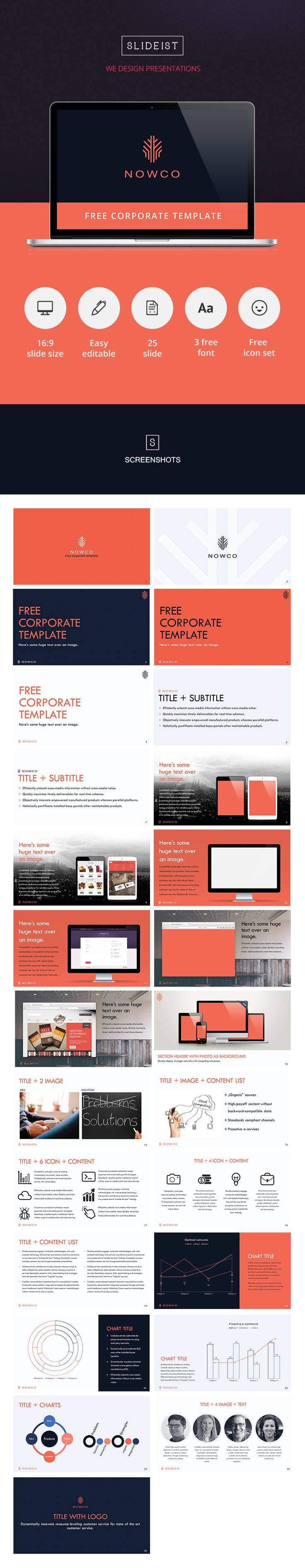 free powerpoint presentation template free download ppt template