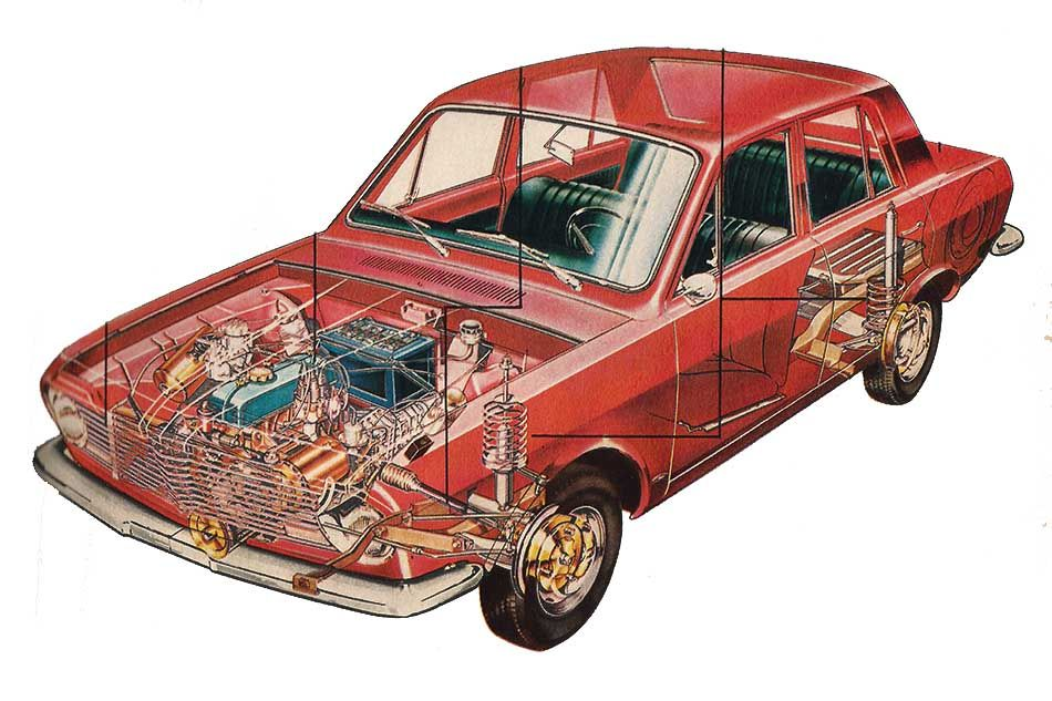 Ford Corcel 1969