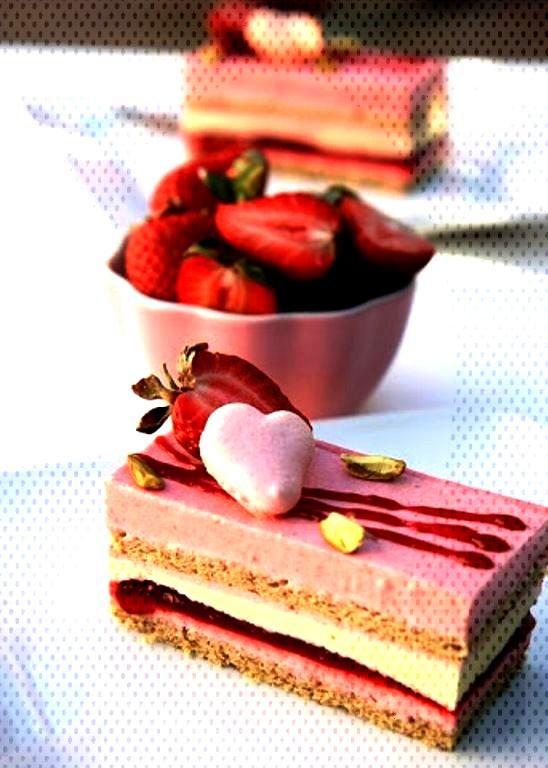 10 Gourmet Fine Dining Desserts Recipes - Fill My Recipe Book