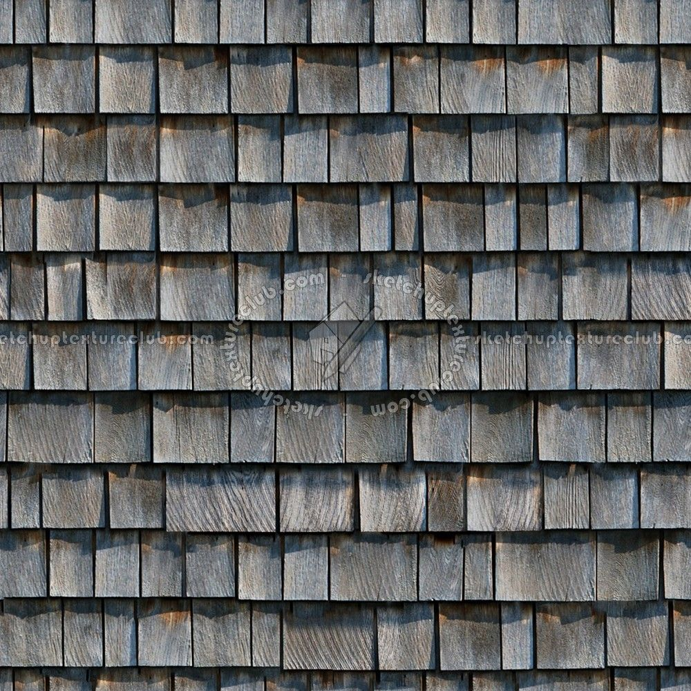 Best Texture Seamless Wood Shingle Roof Texture Seamless 03779 Textures… Roof Shingles Wood 640 x 480