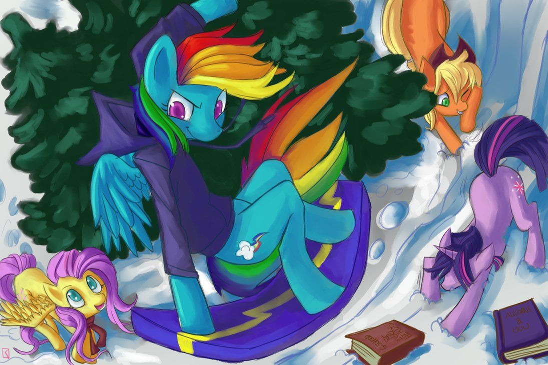 Rainboarding FTW by fauxsquared on DeviantArt