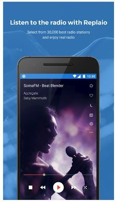 Replaio Radio APK for Android – Mod Apk Free Download For