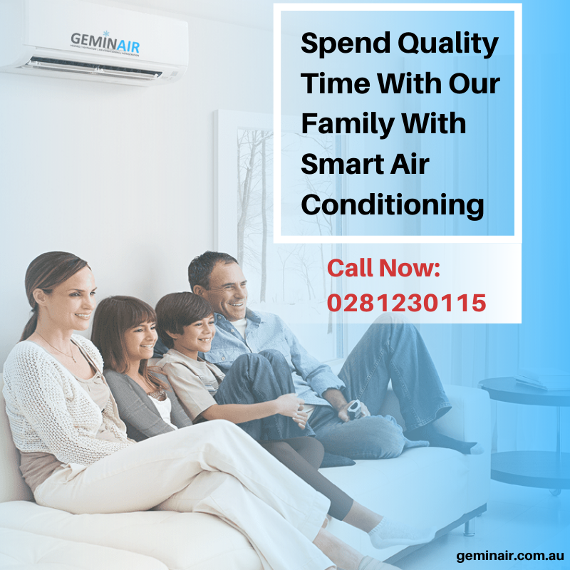 Air Conditioning For Family Love Your Family And Let Them Live