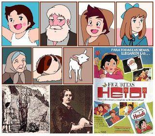 Un viaje a los recuerdos: Heidi