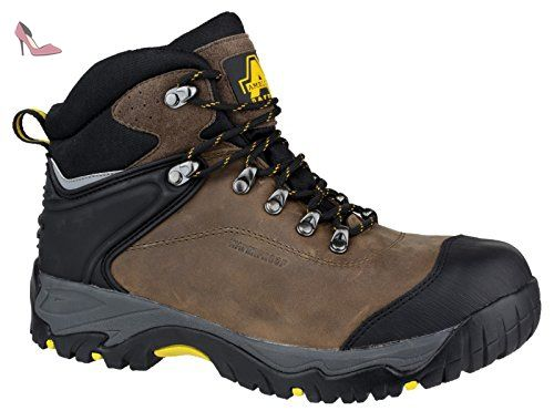 online here superior quality sells Amblers Safety FS993 Brown 13 - Chaussures amblers safety ...
