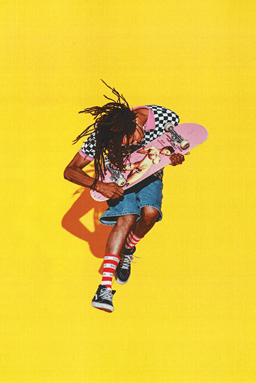 8d01dc83bf36 Golf Wang drops a bright and whimsical lookbook to present its 2015 spring summer  collection