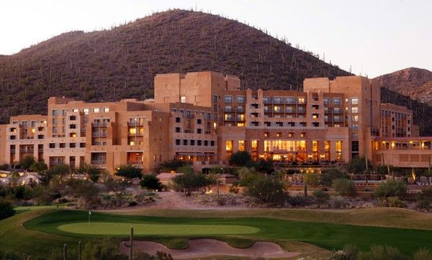 Marriott Starr P Tucson Arizona 10 Minutes From My House