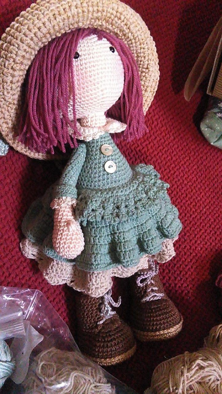 Berta Vergara Santos/katxirula.blogspot.com | orgu | Pinterest ...
