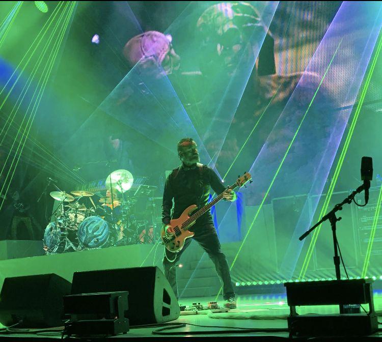 Justin Chancellor Spokane 3 9 20 Fear Inocolum Tour In 2020 Tool Band Spokane Tours