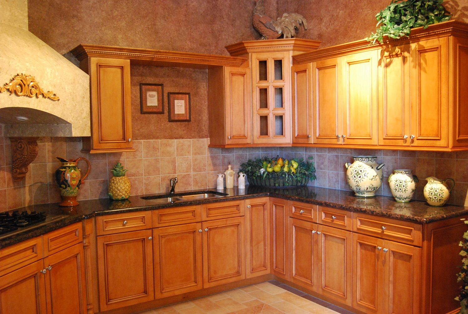 Kitchen Design by HIS Cabinetry & Countertops | St ...