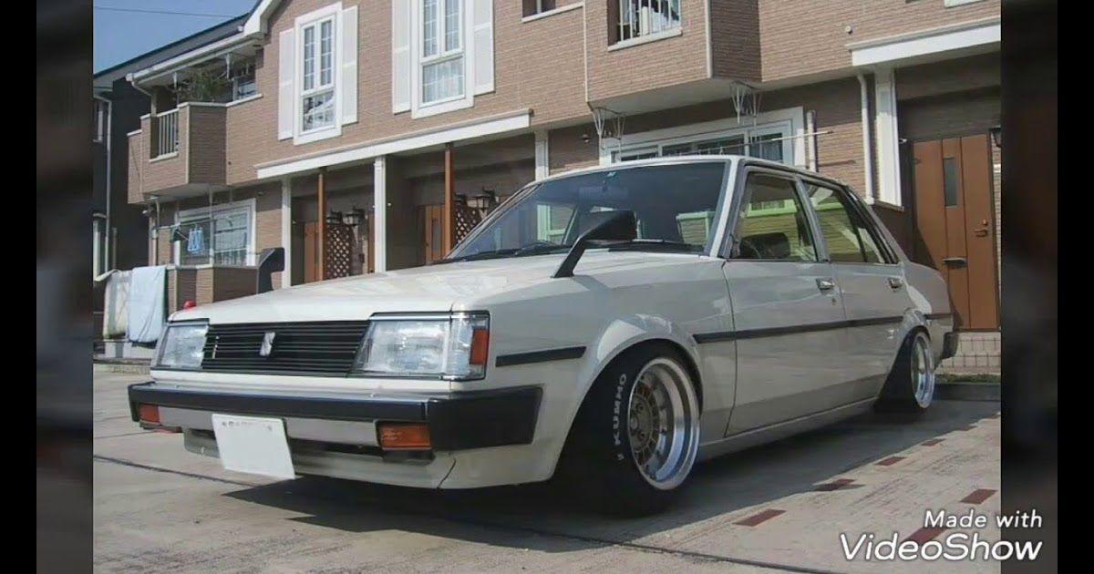 Gambar Mobil Lancer Tahun 1983 Modifikasi Mobil