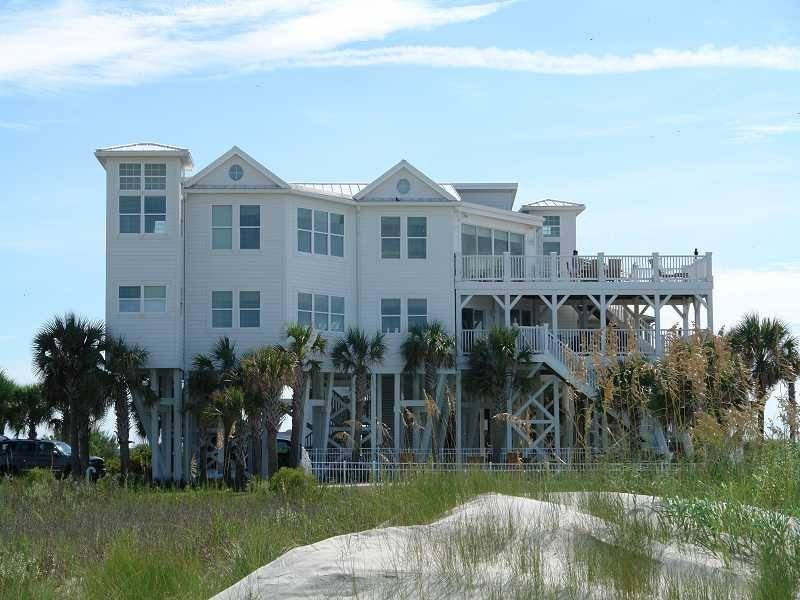 Palm Beach 1365 Holden Beach West Nc Summer Beach House Holden Beach Holden Beach Rentals