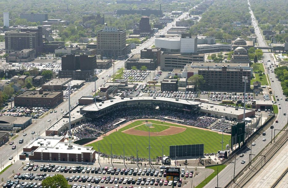 U.S. Steel Yard - Gary South Shore RailCats, close by, inexpensive, and entertaining baseball