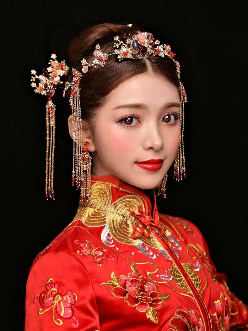 中国,髪型,流行り,女