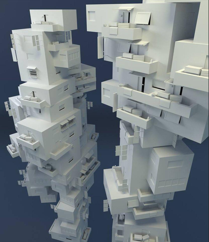 Realistic Procedural Architecture For Games Architecture