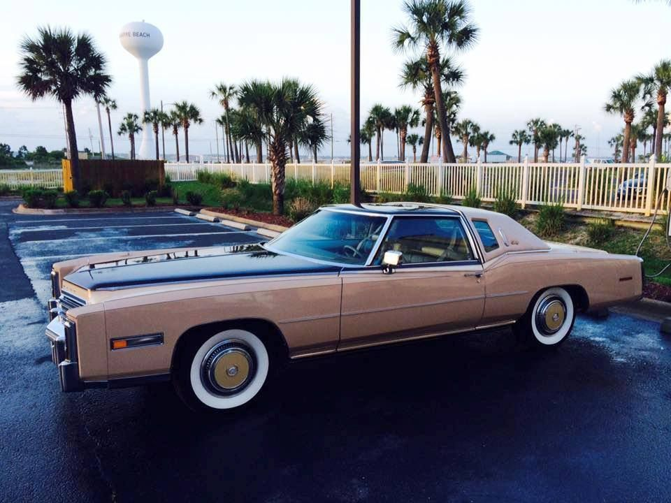 1978 Cadillac Eldorado Custom Biarritz In Arizona Beige And