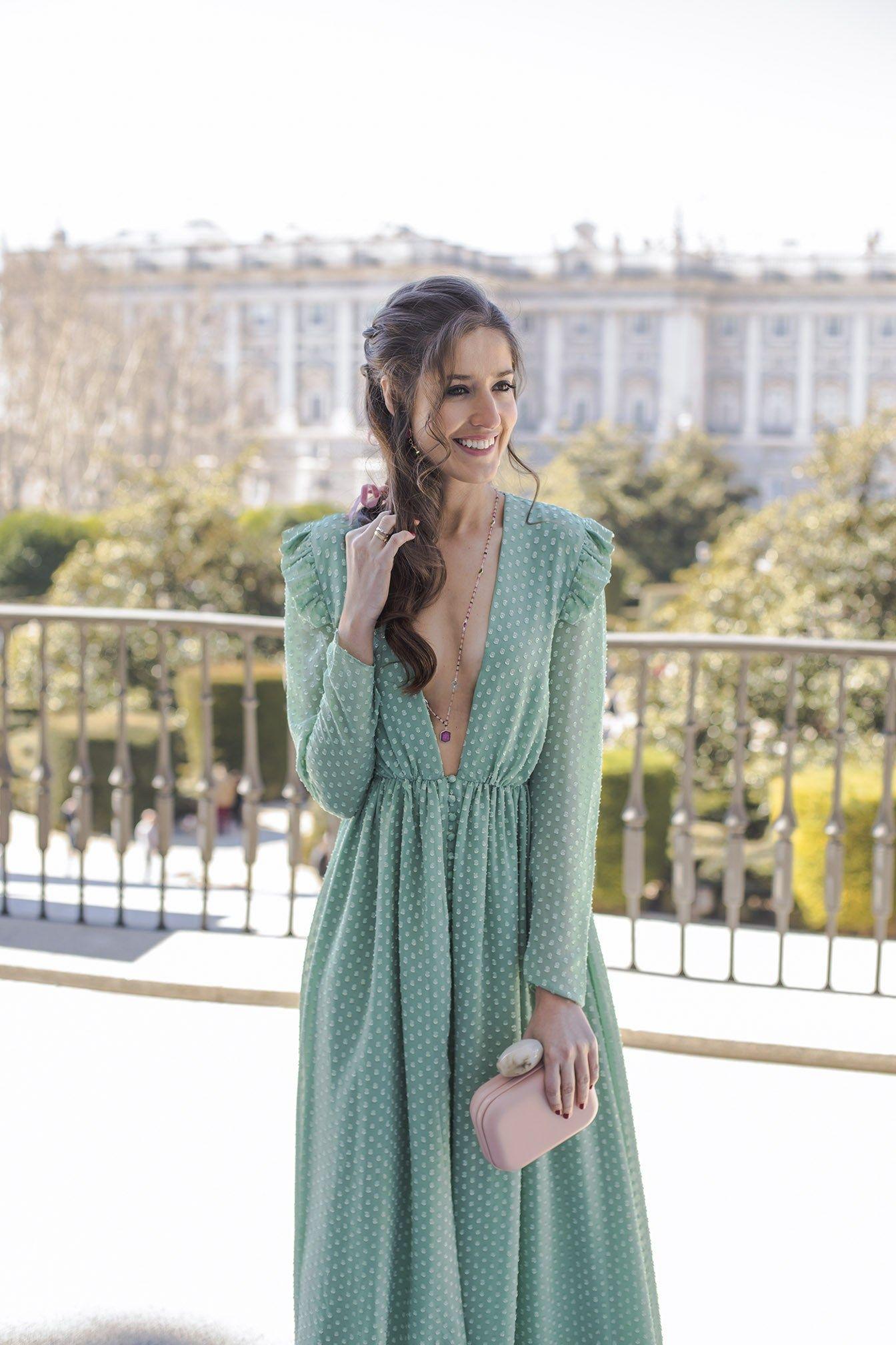 Las mejores variaciones de peinados vestido largo Imagen de ideas de color de pelo - Pin en Vestidos matri A&D
