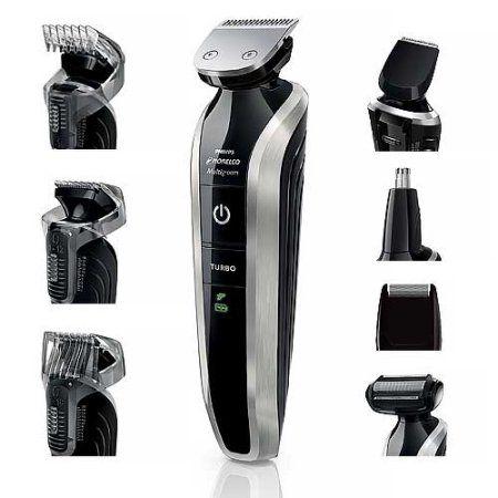 b01872a999 Philips Norelco Multigroom 7100 Electric Shaver (Model   QG3390 49) at  Walmart.com