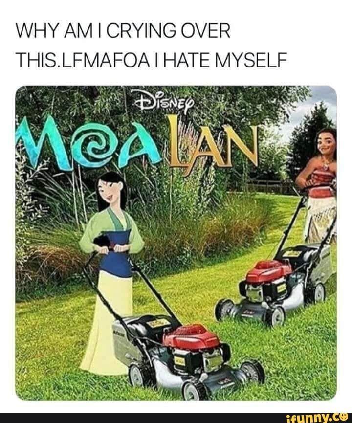 Latest Funny Disney  ✔ Funny Disney Memes Moana #relatablememes #relatable #wokeaf 6