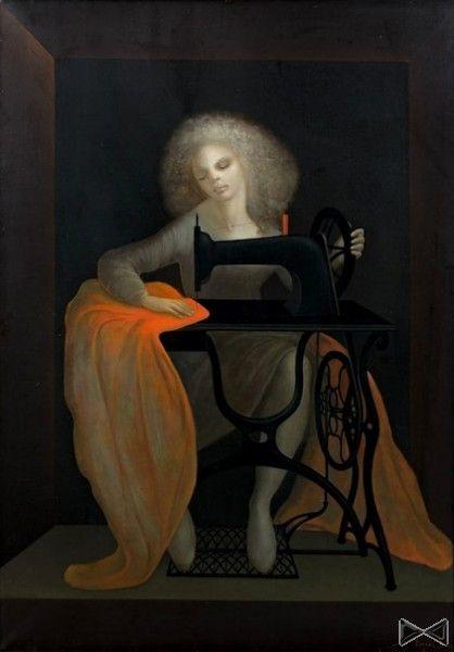 Фотографии из альбома Художник - Leonor Fini | Фото № 108 ...