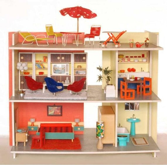 Bodo Hennig 26714 Miniature Mannequin 1:10 pour Poupéede Maison en Bois Neuve !