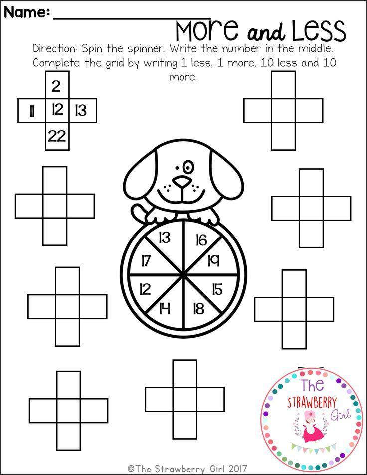 Kindergarten Math Worksheets - Summer di 2020 (Dengan gambar)