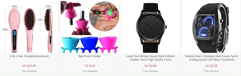 Shopify Drop Shipping Mens fashion watches, Dropshipping