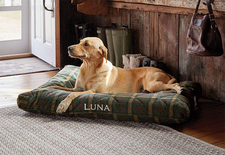 Orvis Comfortfill Platform Dog Bed Large Dogs 6090 Lbs Orvis