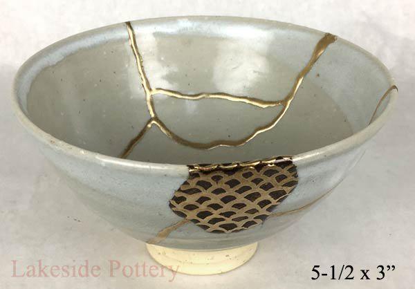 Kintsugi Repair With Gold Kintsugi Kintsugi Art Pottery