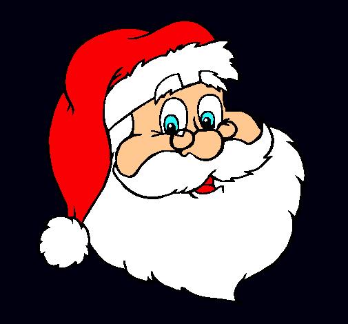 Ilustraciones De La Cara De Santa Claus Buscar Con Google Cara De Papa Noel Papa Noel Dibujo Papa Noel Navideno