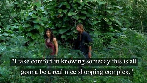 Best Lost Moments -- hehe Sawyer. :)
