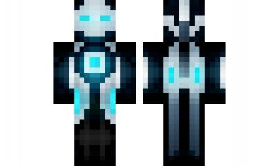 Minecraft Skin Robotmejorado Find It With Our New Android Minecraft - Minecraft skins fur android