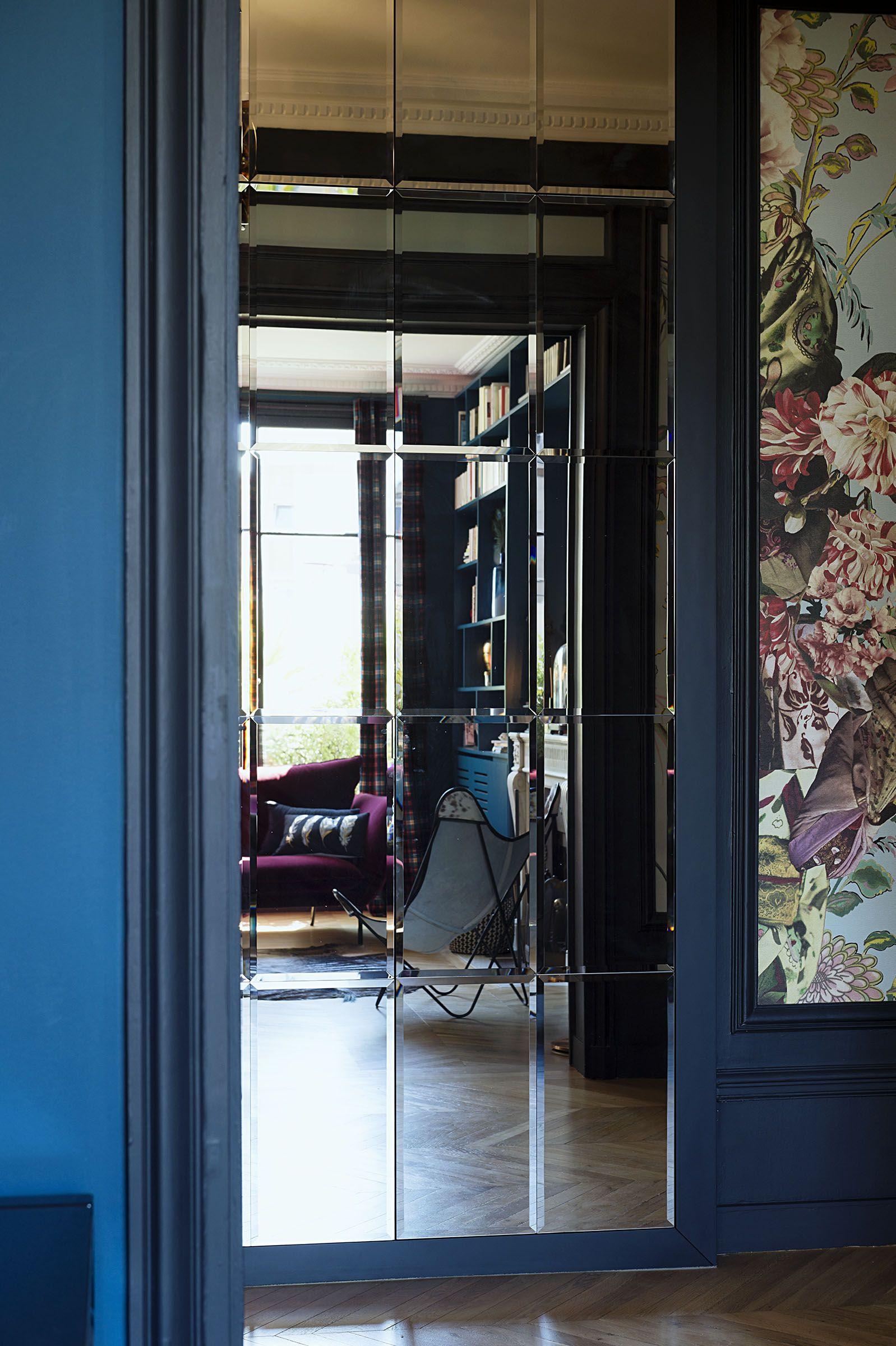appartement paris 16 entr es appartement paris. Black Bedroom Furniture Sets. Home Design Ideas
