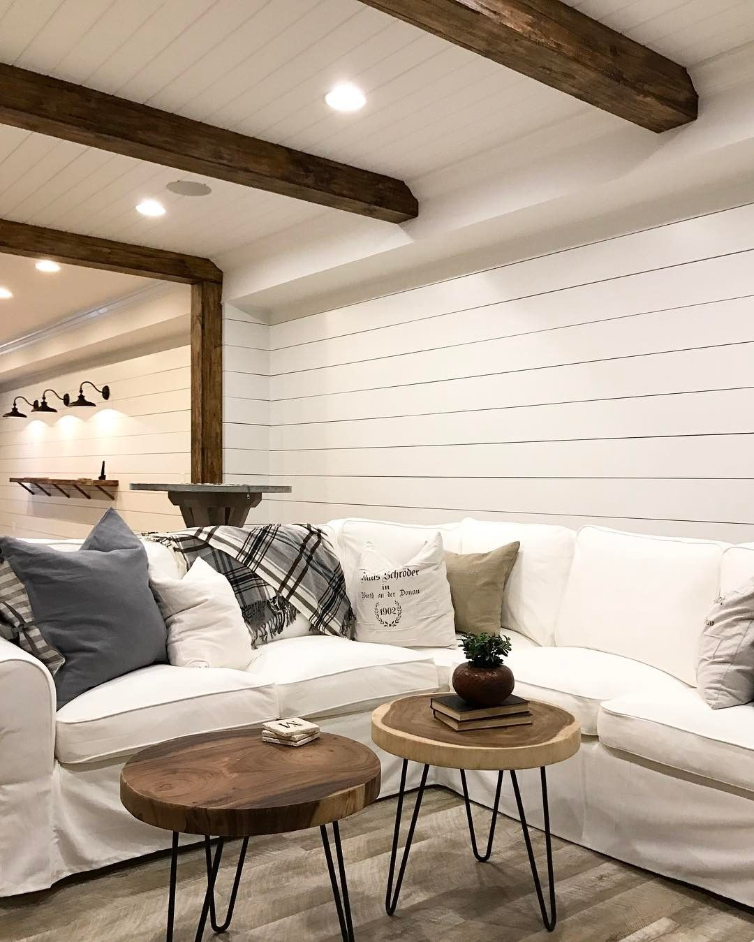 25+ Astonishing Unfinished Basement Ideas That You Should