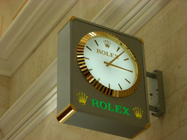 Rolex wall clocks outdoor rolex clocks made by rolex Rolex