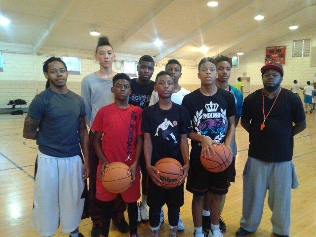 Introducing THE MEMPHIS SNIPERS AAU 15U Boys Basketball Team