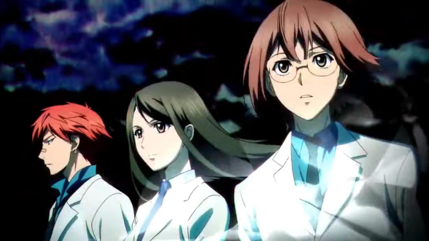 Noblesse Awakening Shinwoo, Yuna, and Ikhan Noblesse