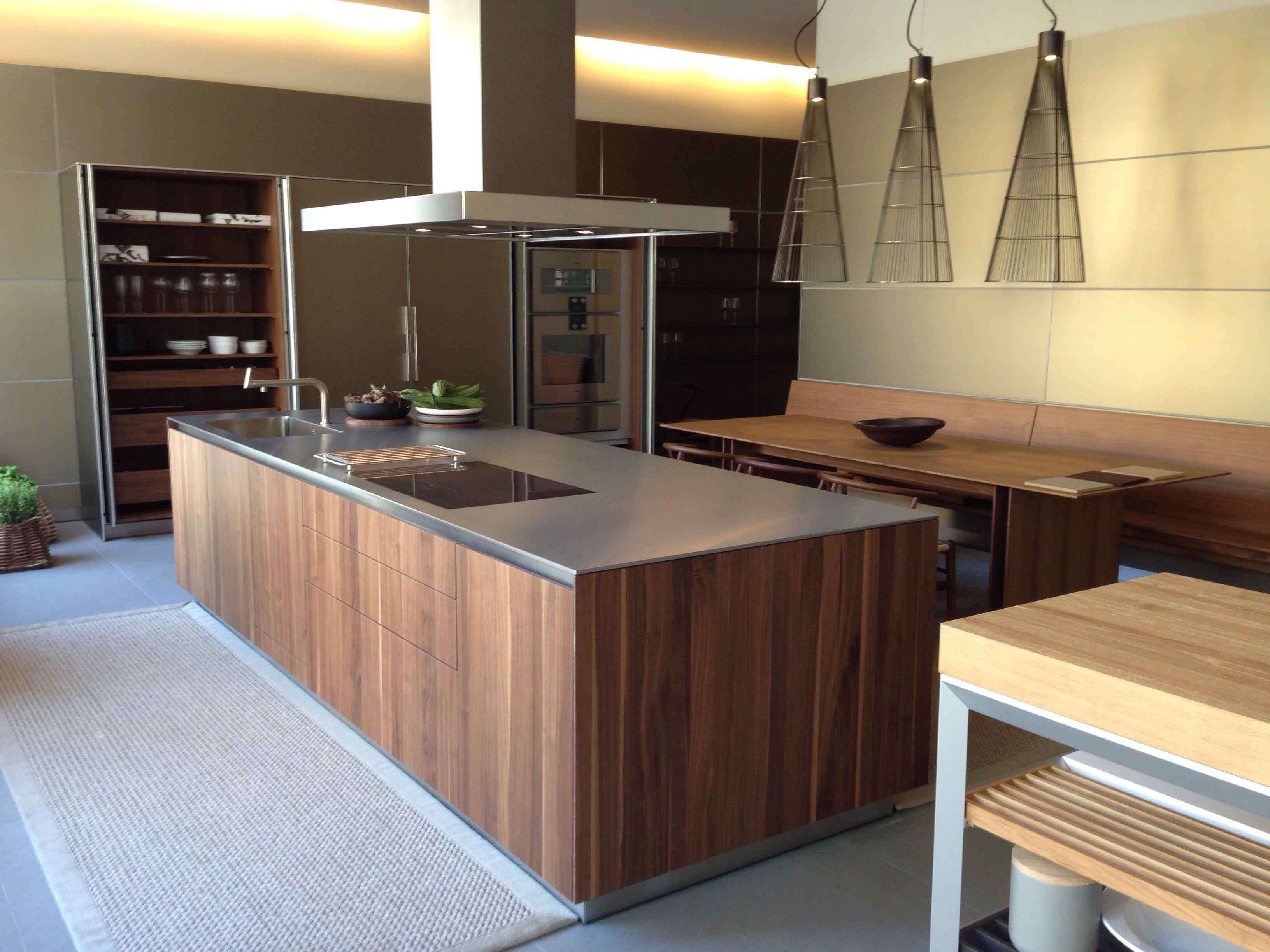 Meuble Ilot Central Table ~ Bulthaup Kitchen Pinterest