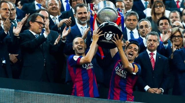 Xavi Memberi Penghargaan Kepada Iniesta Yang 'Unik