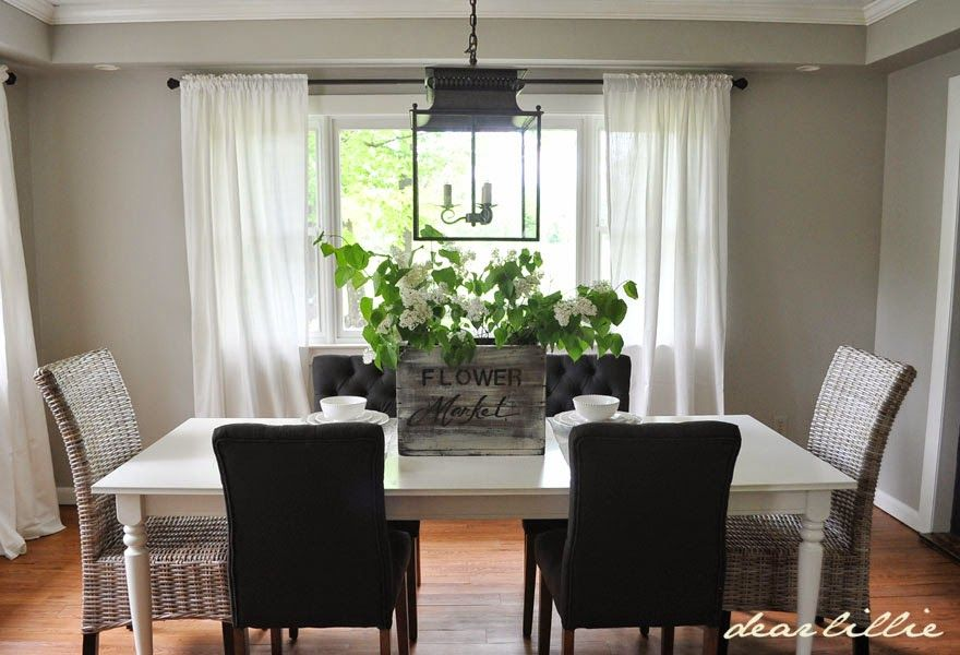 Other Spaces Jason S Dining Room And Kitchen Dear Lillie Studio Diy Dining Room Table Dining Room Inspiration Dining Room Table Jason kitchen and dining room