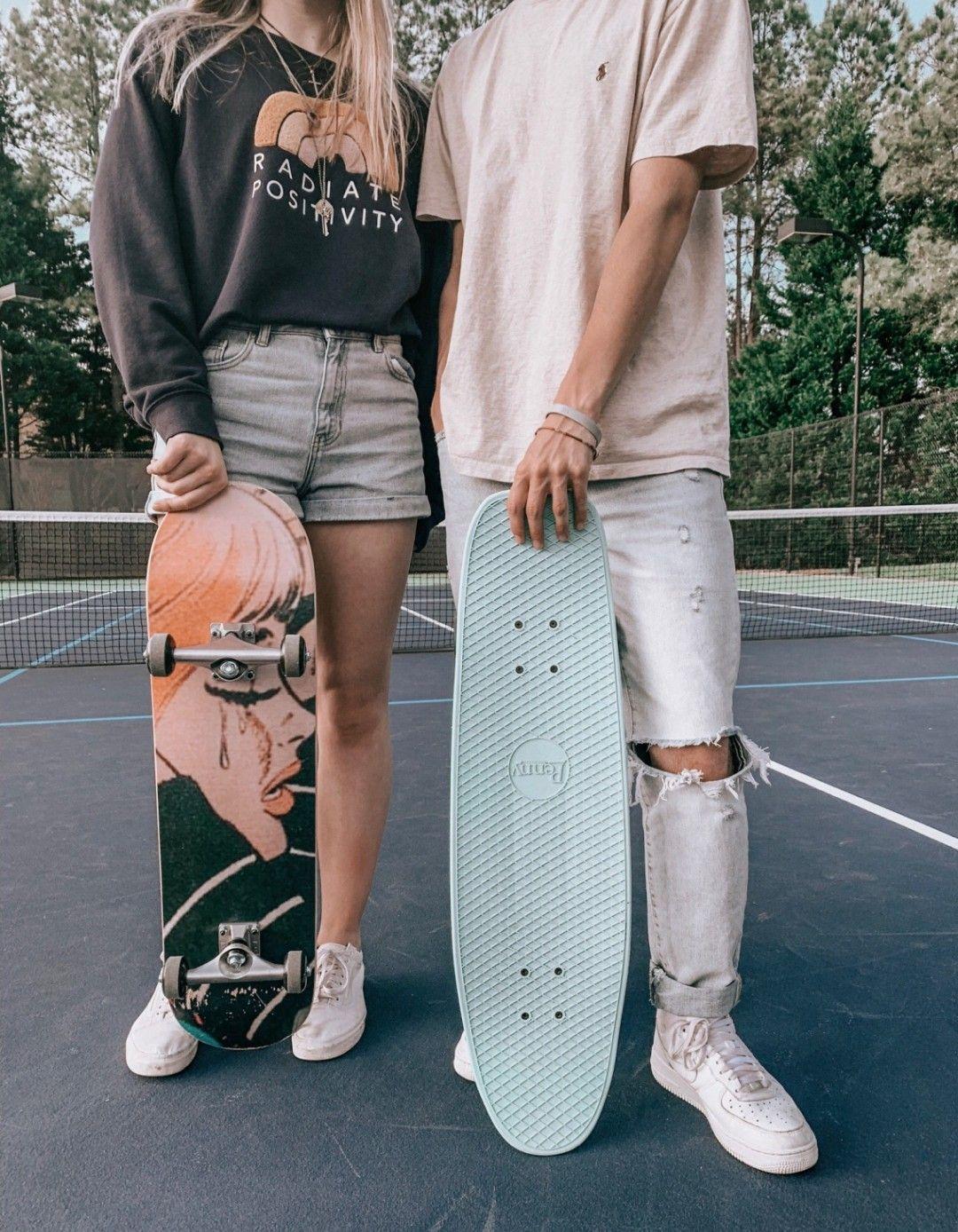 Strangertumblr Vsco Cute Photography Boy Girl Skate
