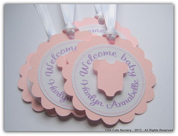 Baby Shower Favor Tags Wording Ideas Baby Shower Idea