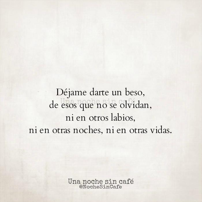 Déjame Darte Un Beso Frases De Desamor Frases De Amor Y