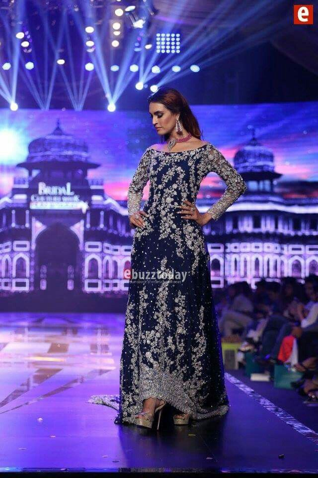 Pakistani Bridal cotour pinned by #sidraYounas | Great Bridal Wear ...