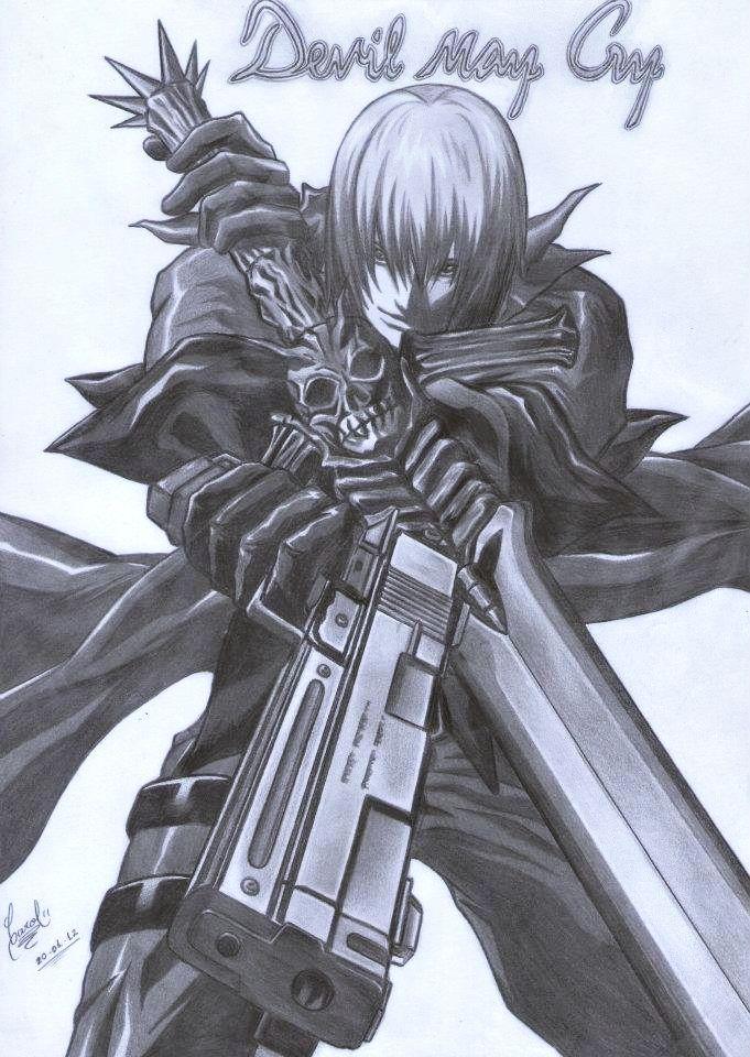 Dante Devil My Cry By; Kah