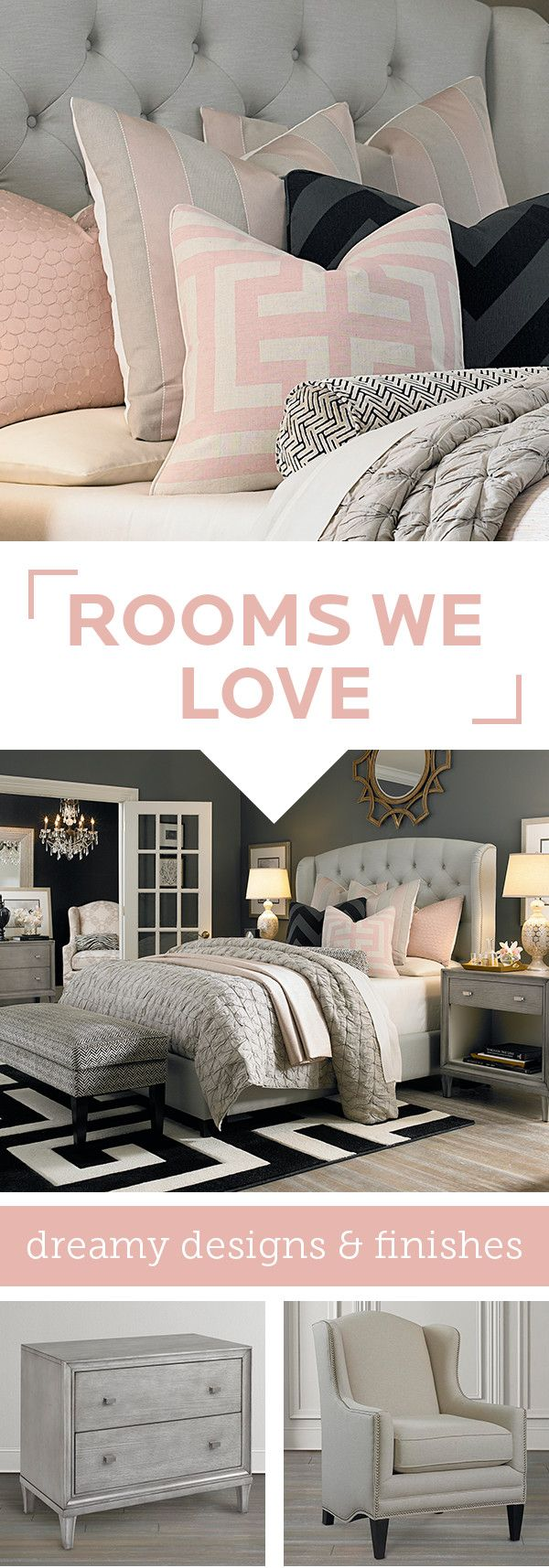 Pink Bedroom Colors Pink And Grey Bedroom Gray Girls Bedrooms Girls And Stripes