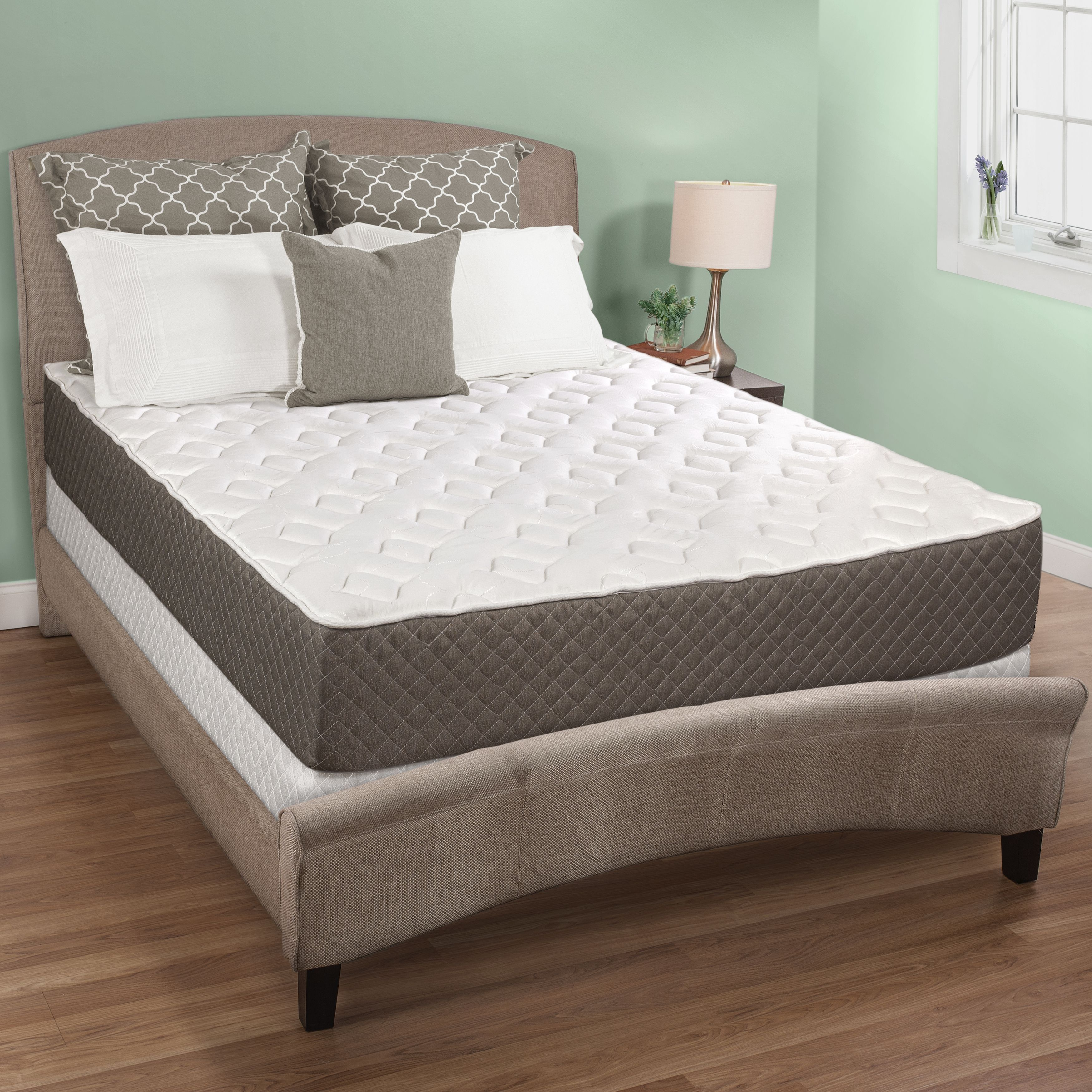 Select Luxury 10inch Queen Size Quilted Memory Foam